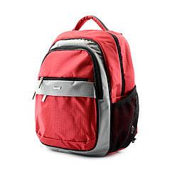 Шкільний червоний рюкзак (ортопедичний) / Школьный красный портфель (ортопедический)