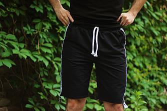 "Мужские шорты в стилеOff-White ""Black"""