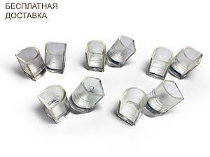 Накаблучники для бальных танцев SLIM (5пар в упаковке)