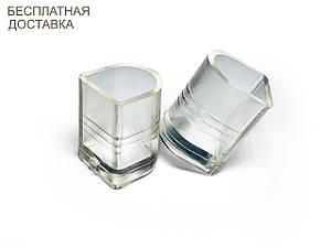 Накаблучники для танцевальной обуви SLIM (20 пар в упаковке)