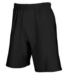 Мужские шорты S Черный