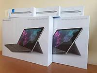 Планшет Microsoft Surface Pro 6 Intel Core i5 / 8GB / 128GB + Alcantara keyboard (клавиатура)