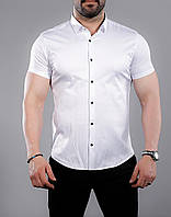 Белая мужская рубашка , фото 1