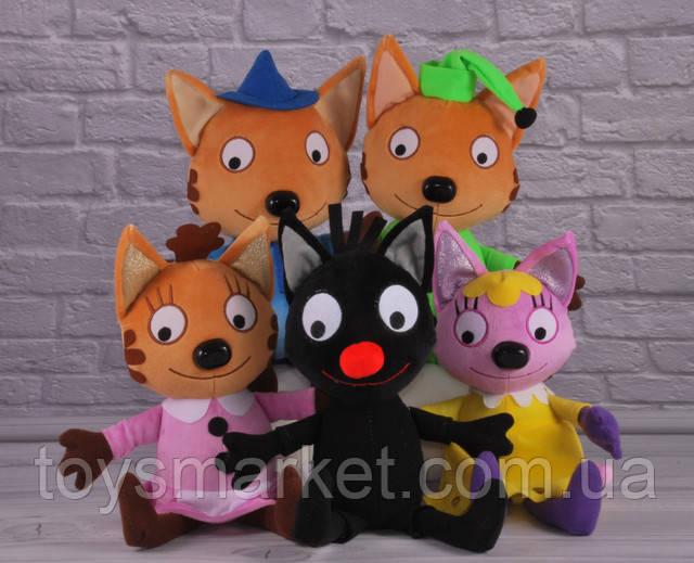 Мягкие игрушки оптом Три Кота