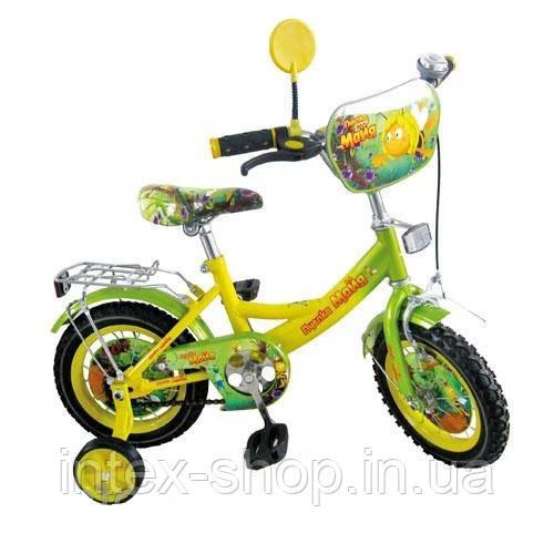 """Детский велосипед """"Пчелки Мая"""" (P 1444 A)"""