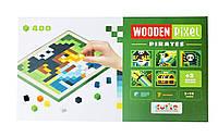 Мозаика «Wooden pixel 5» 14910
