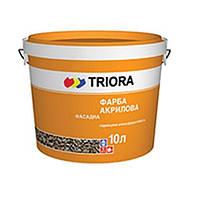 Краска для наружных работ Триора