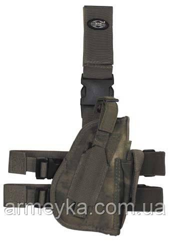 Пистолетная кабура  набедренная правосторонняя, HDT-camo FG