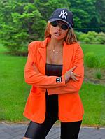 Тренч пиджак Oliagarho женский яркий сочный стильный разные цвета Pdor165