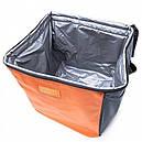 Термосумка Thermo IB-20 Icebag (20л), оранжевая, фото 2