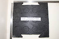 Плита резиновая 450х450х20 с замком