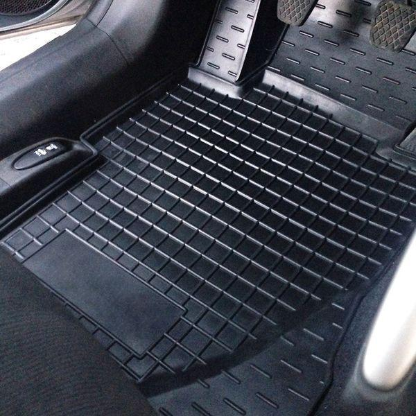 Резиновые коврики BYD F3 (АКП) Avto-Gumm