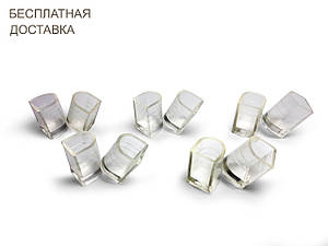 Накаблучники бальной обуви ULTRA SLIM (5 пар в упаковке)