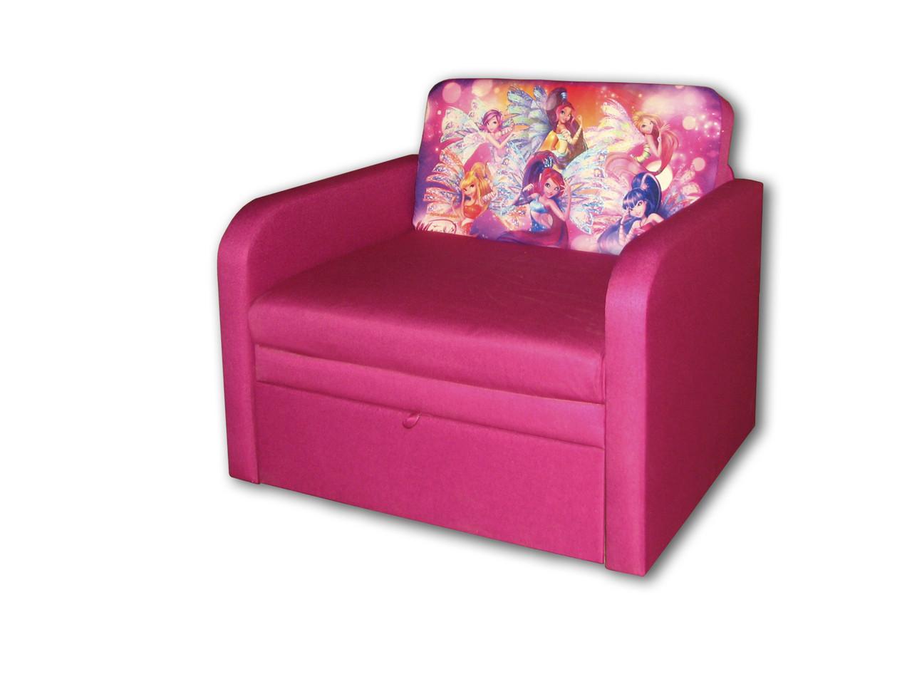 Кресло-кровать Вега-принт 0,8