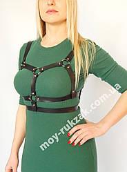 Женская портупея на грудь арт.930776