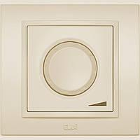 Светорегулятор 800W EL-BI Zena кремовый