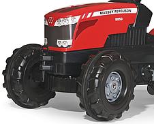 Трактор педальный Massey Ferguson Rolly Toys 601158, фото 3