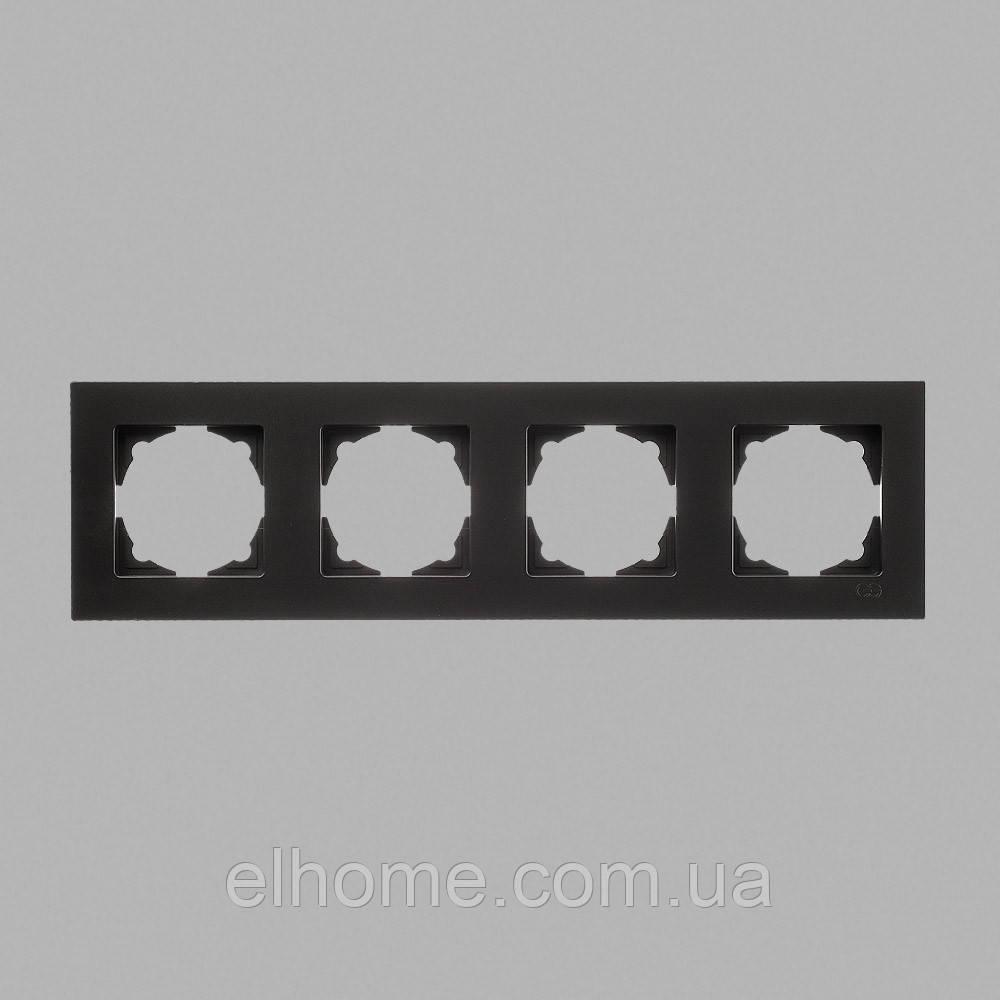 Рамка чотиримісна, Gunsan Eqona крем