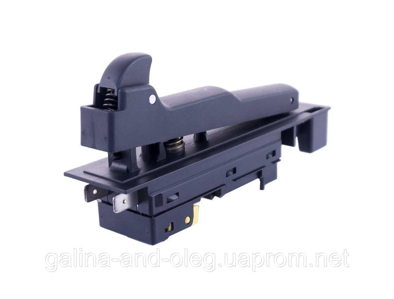 Кнопка шлифмашины угловой ZPL - Сгaft 2500