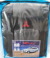 Авточехлы Mitsubishi ASX 2010- Nika