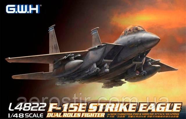 F-15E Strike Eagle 1/48 Great Wall Hobby L4822