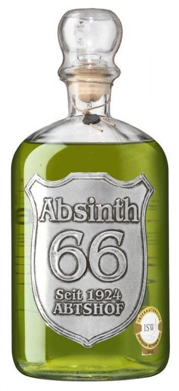 Абсент Absinth 66 (Абсент 66) 66%, 1 литр