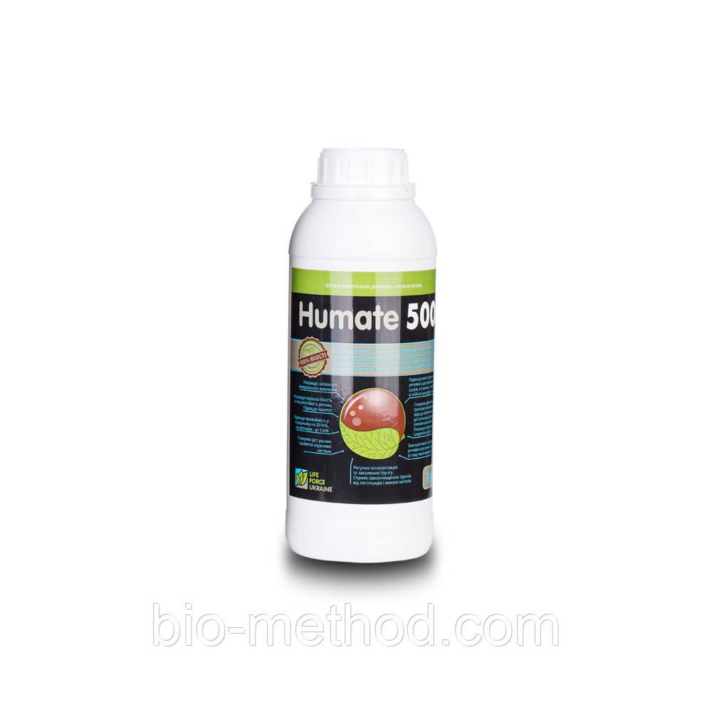 Humate 500 Гумат калия / натрия с микроэлементами 1L