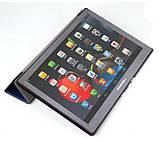 "Чехол для планшета Lenovo Tab 2 A10-30 10.1"" Slim - Dark Blue, фото 3"