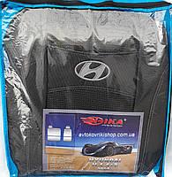 Авточехлы Hyundai H-1 1+2 2008- Nika
