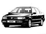 Авточехлы Volkswagen Passat B3 / B4 1988-1996 Nika, фото 8