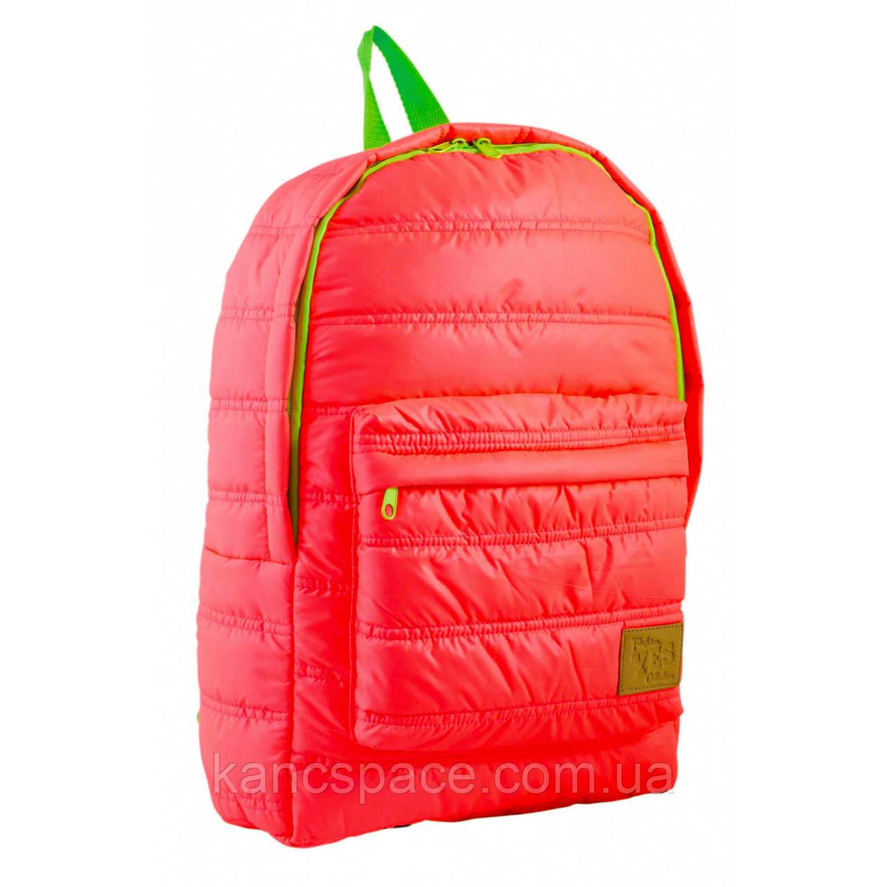 Рюкзак підлітковий ST-14 оранжевий, 39*27.5*9