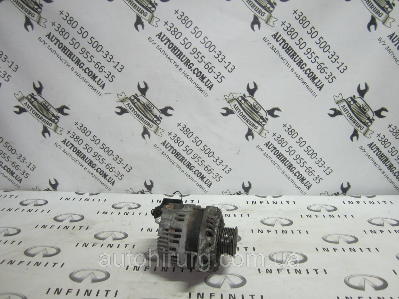 Генератор Infiniti Qx56 / Qx80 - Z62 (23100-1LA1A), фото 1