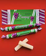 Цукерки карамель фруктовий олівець виноград