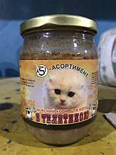 Мясная консерва Asi с кроликом 460 г
