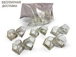 Накаблучники Flare2.5(10пар в упаковке)