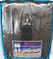 Авточехлы Mitsubishi Lancer IX 2003- Nika