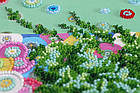 Наборы для вышивки бисером Весна идёт - весне дорогу! (25 х 31 см) Абрис Арт AB-682, фото 3