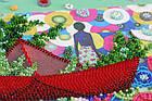 Наборы для вышивки бисером Весна идёт - весне дорогу! (25 х 31 см) Абрис Арт AB-682, фото 4