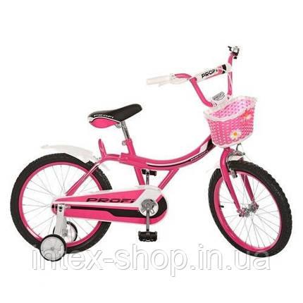 Детский велосипед PROFI 16д. (атр. 16BX406-2), фото 2