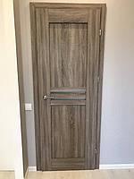 """Двери Verto Ева 2.0 в цвете Дуб невада """"Verto-CELL Plus"""""""