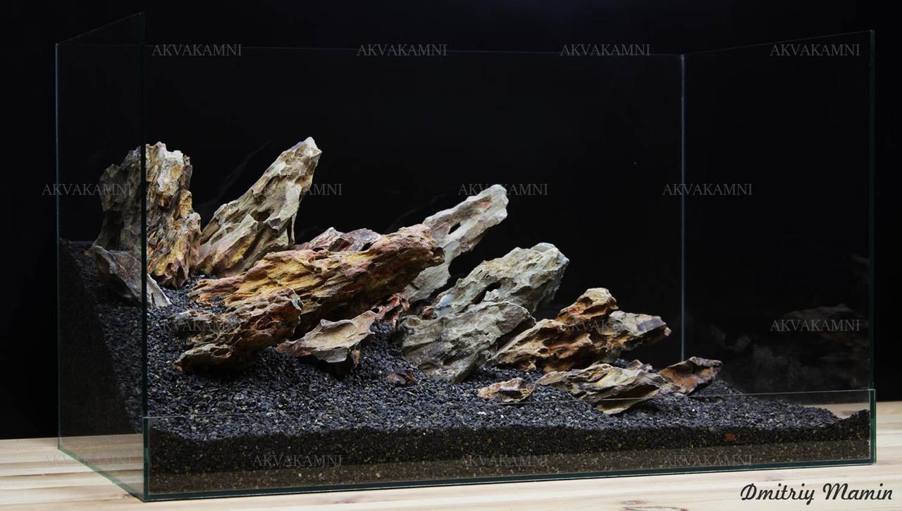 Композиция для аквариума из Дракона K167