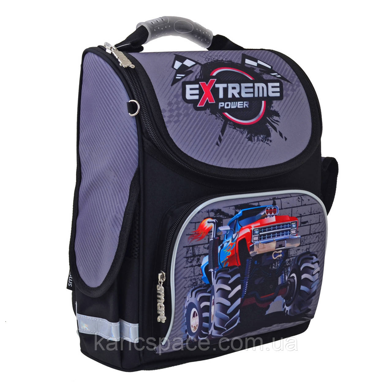 Рюкзак каркасний PG-11 Extreme power, 34*26*14