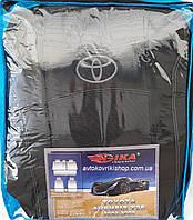 Авточехлы Toyota Avensis T 25 2003-2009 Nika