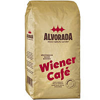 Кофе Alvorada Wiener Kaffee в зернах 1 кг, фото 1