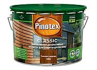 Средство для защиты дерева Pinotex Classic Тиковое дерево 10л