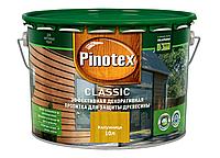 Средство для защиты дерева Pinotex Classic Калужница 10л