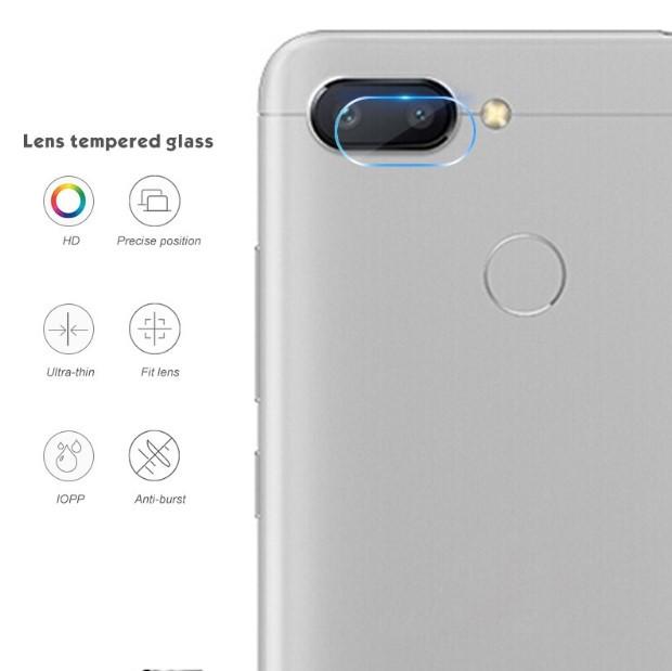 Защитное стекло на камеру для Xiaomi Redmi 6