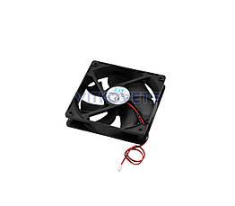 Вентилятор (кулер) 120х120, 12V, 0.2A (2 pin), фото 2