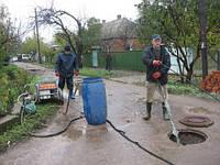 Прочистка канализации в Харькове