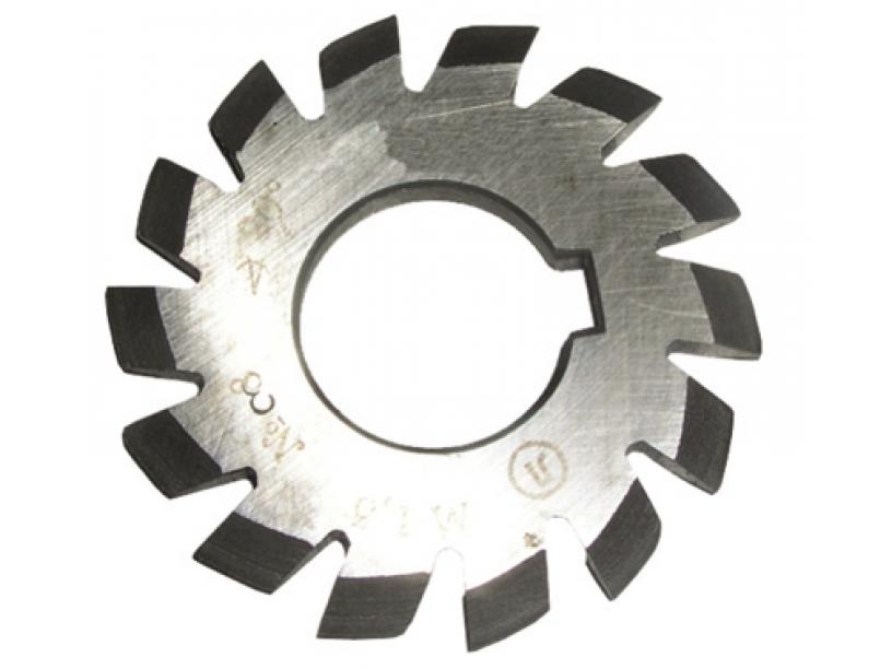 Фреза дисковая модульная  М 12 №8 Р18 ГОСТ 13838-68